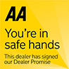 We've signed the AA dealer promise